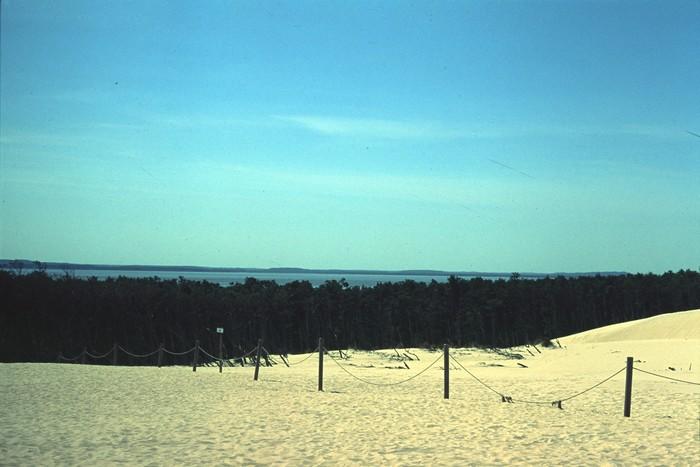 Sommet de la dune