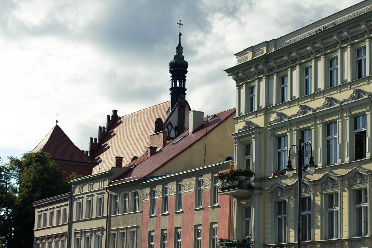Pologne, Bydgoszcz un coup de foudre à la polonaise !