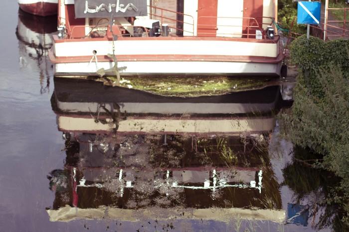 reflect boat