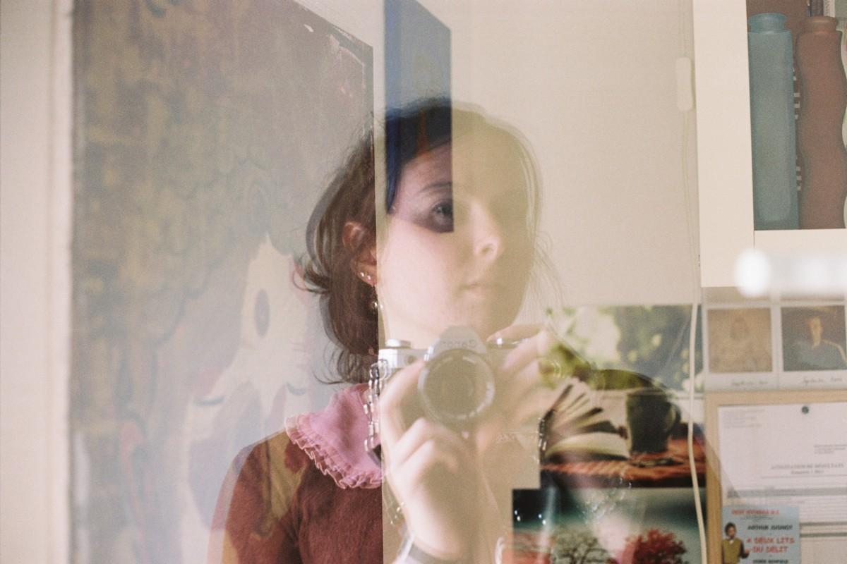Reflective portraits #3 : De l'autre côté du miroir…