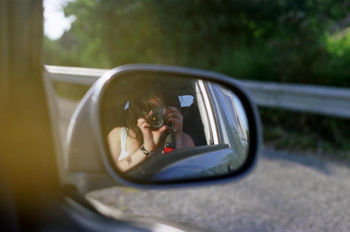 Reflective portraits #5 : De l'autre côté du miroir…