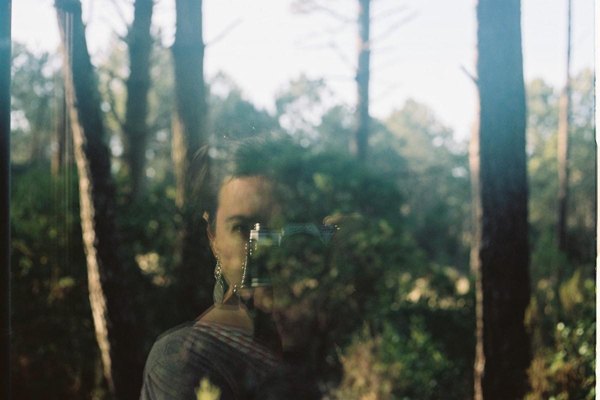 Reflective portraits #4 : De l'autre côté du miroir…