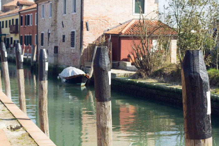 Venise, île de Murano