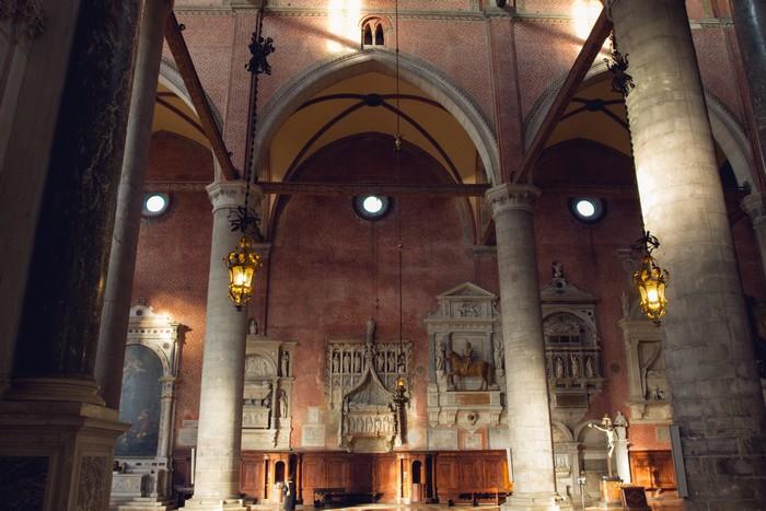 Venise, Santi Giovanni e Paolo