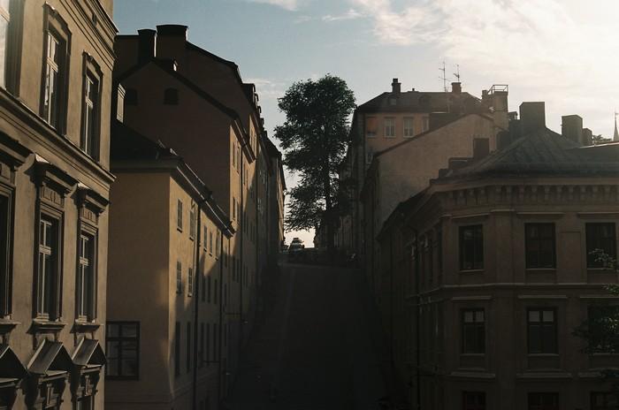Suede, Stockholm