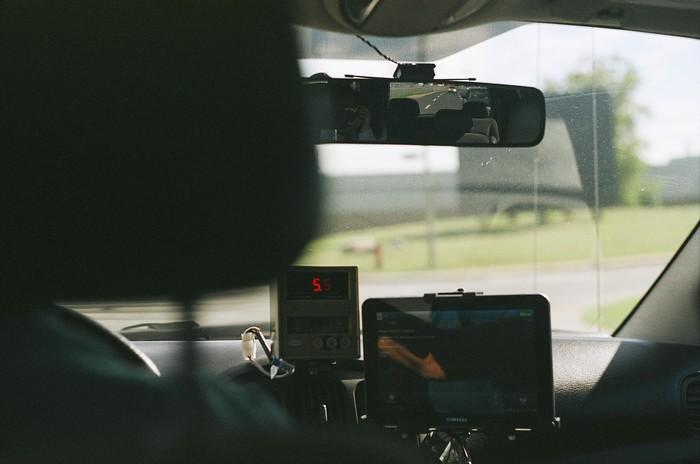 taxi montréalais