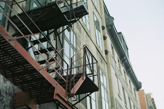 Montréal architectutre