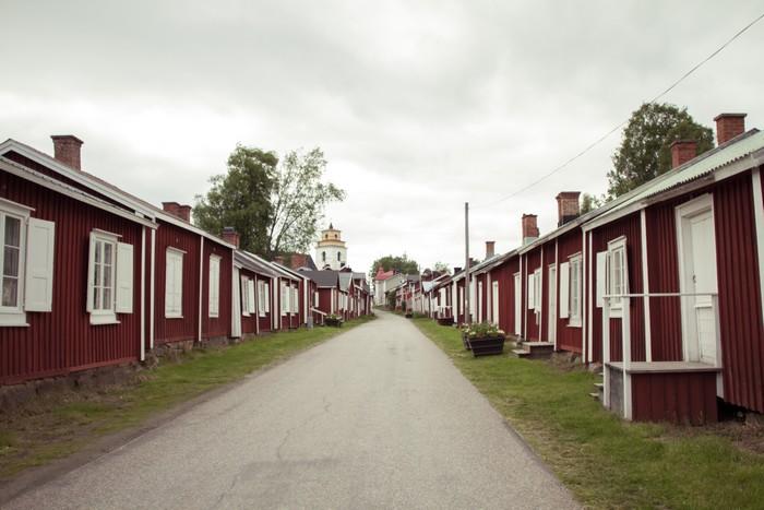 Suede, Luleå