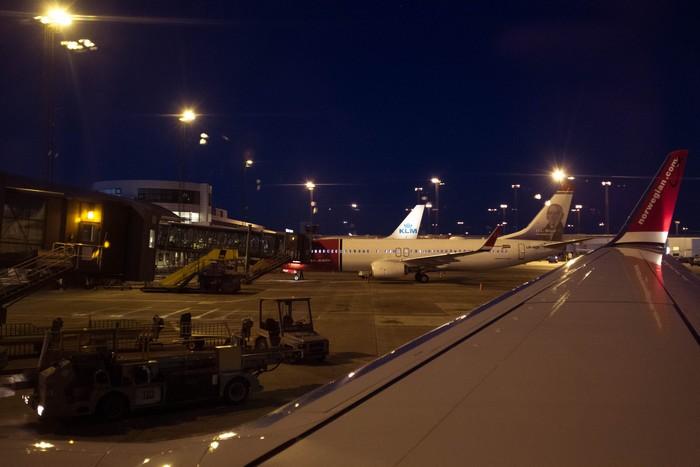 copenhage airport