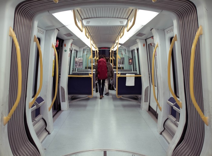 copenhague subway