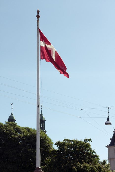Danemark flag