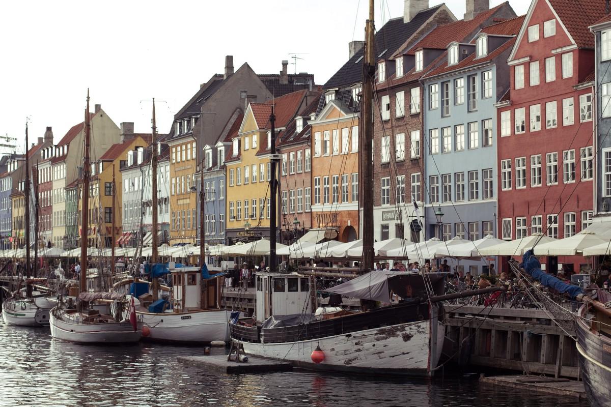 Copenhague, premiers pas en terre danoise !