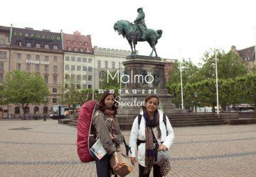 This is Sweden : Malmö, quand la Suède n'est qu'à un pont du Danemark.