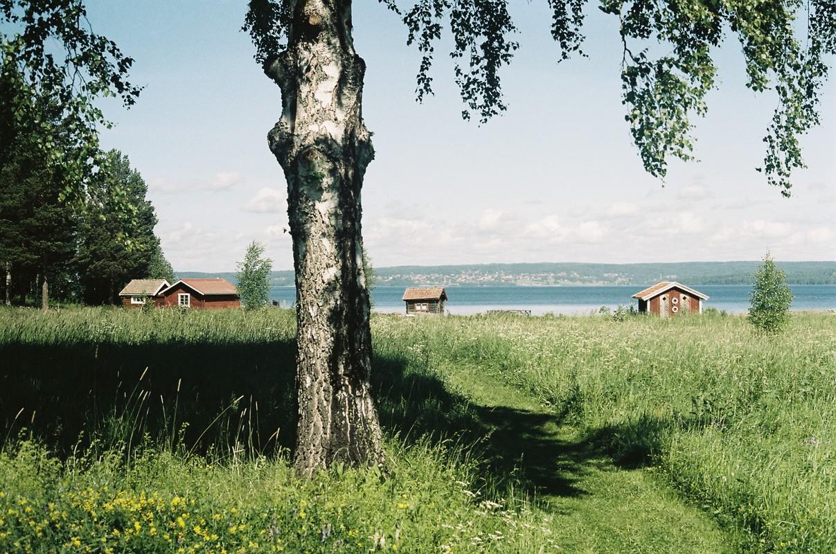 This is Sweden : Tällberg, une carte postale suédoise !