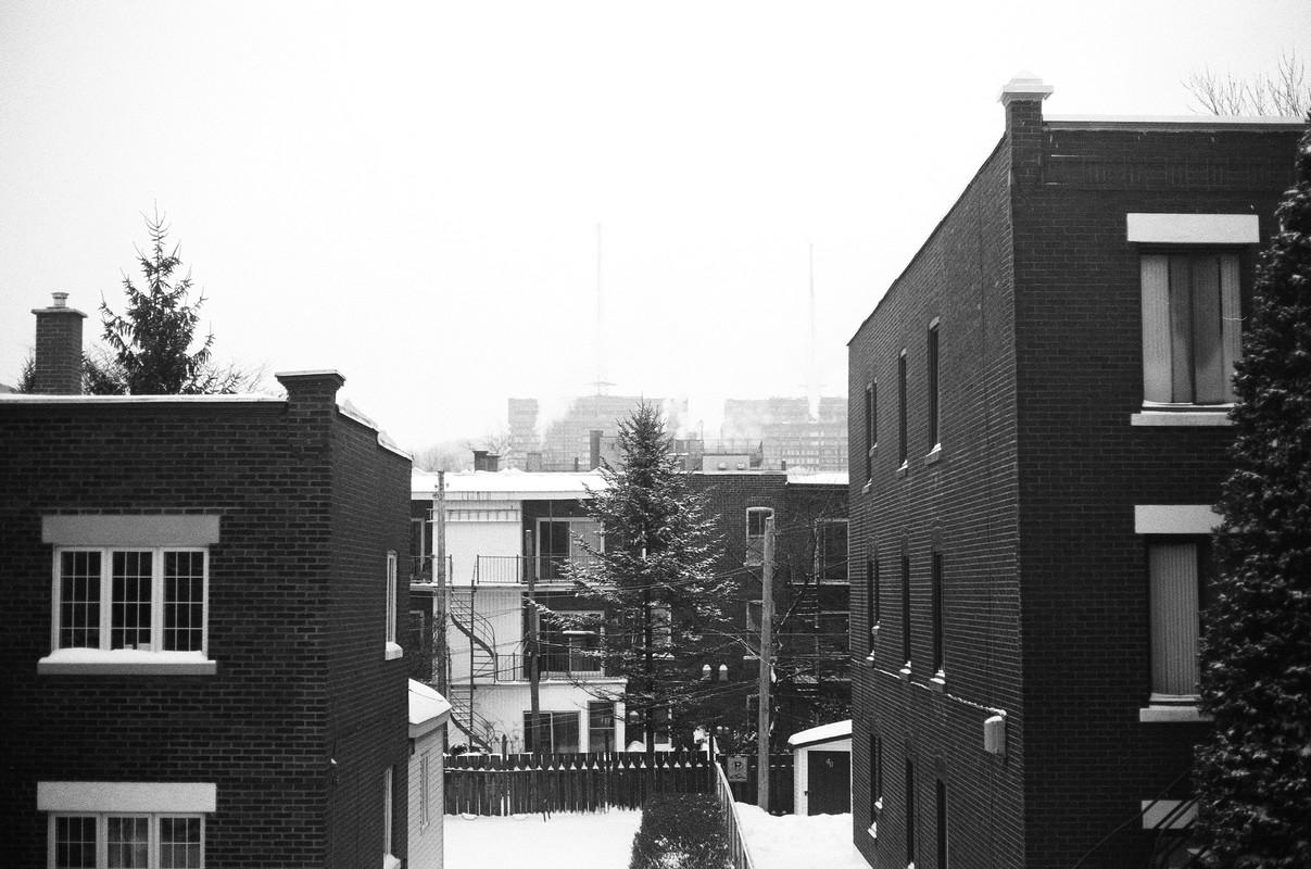 Montréal : Et puis un beau matin on ouvre les rideaux, et…