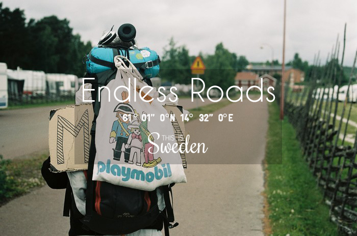 Sweden, Endless Roads