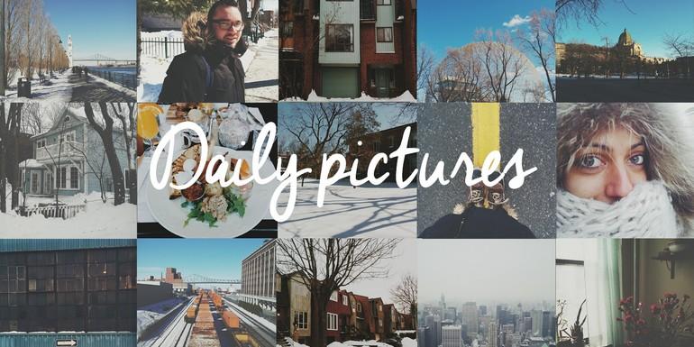 Instagram, ma boîte à souvenirs du quotidien !