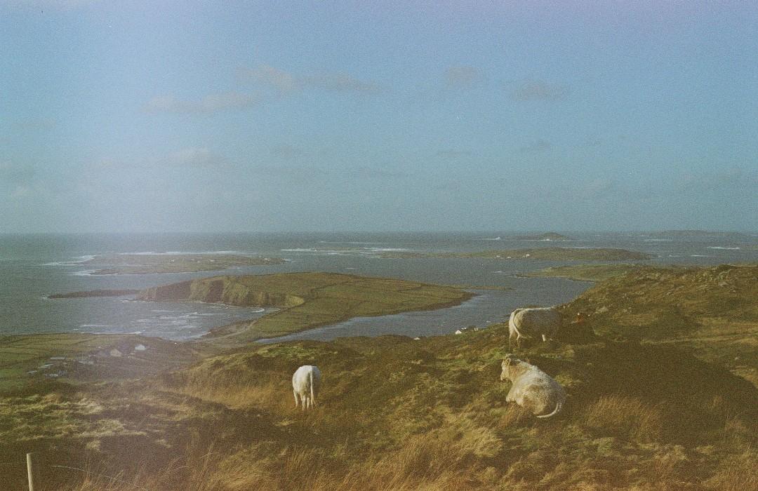 L'Irlande au bout des doigts, le Connemara dans tes bras.