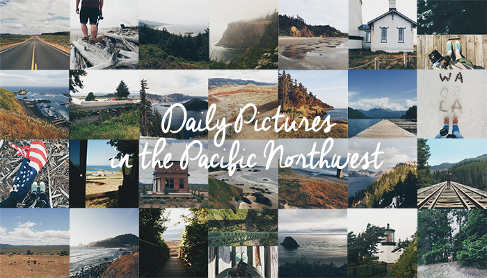 Daily Pictures in the Pacifi Northwest