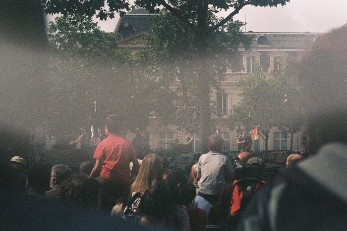 14 juillet à Paris