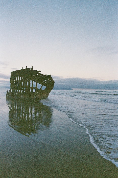 Peter Iredale Shipwreck (16)