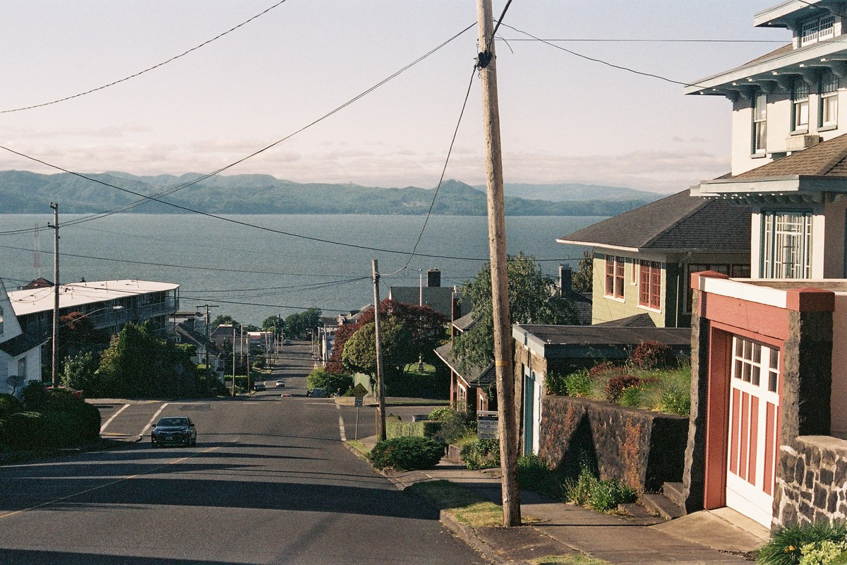 Pacific Northwest : Postcard from Astoria !
