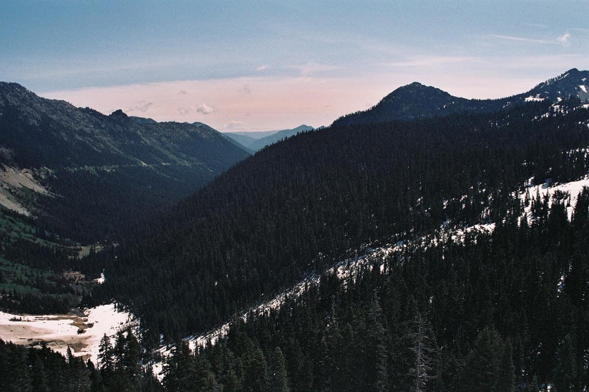 Mont Rainier,