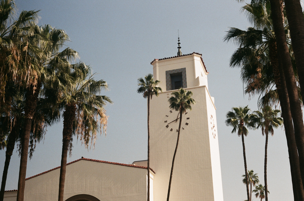 Los Angeles, Union Station