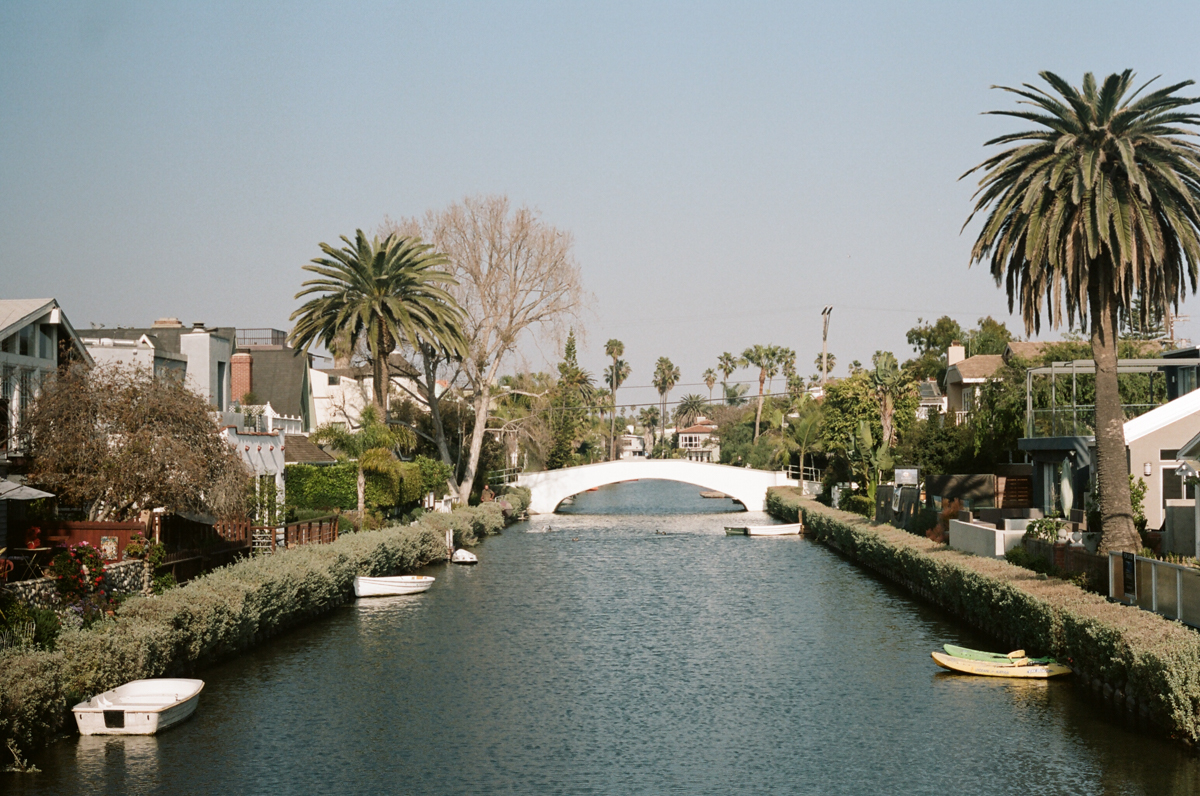 Venice Canals Walkway, Los Angeles