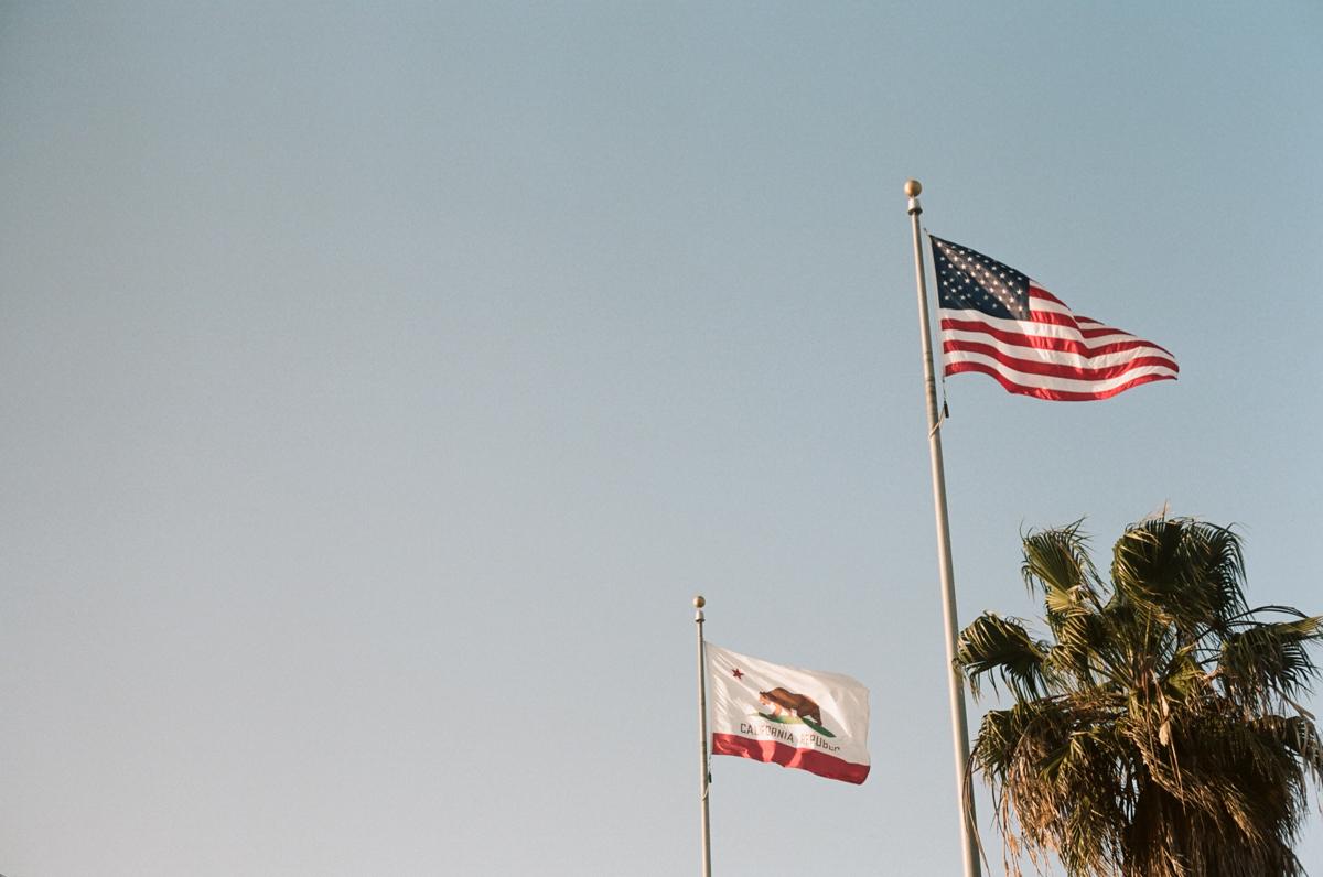 Hello California !