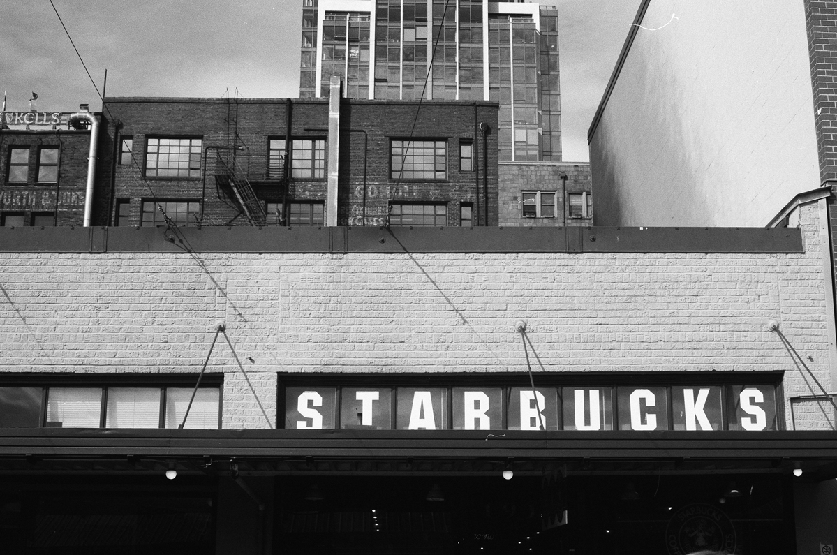 Seattle, Starbucks