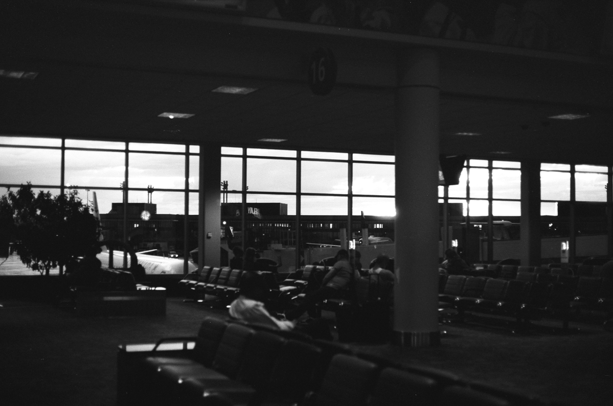 Seattle airport