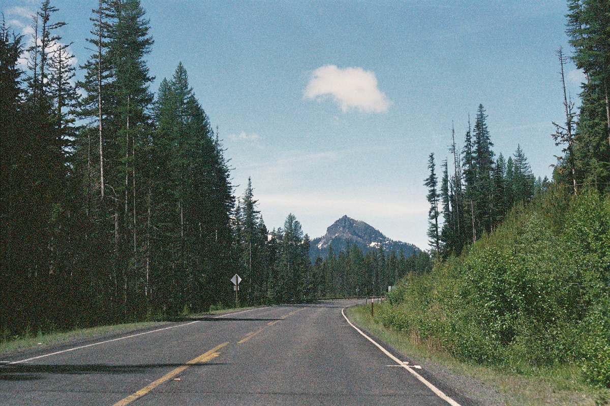 Mont rainier national park