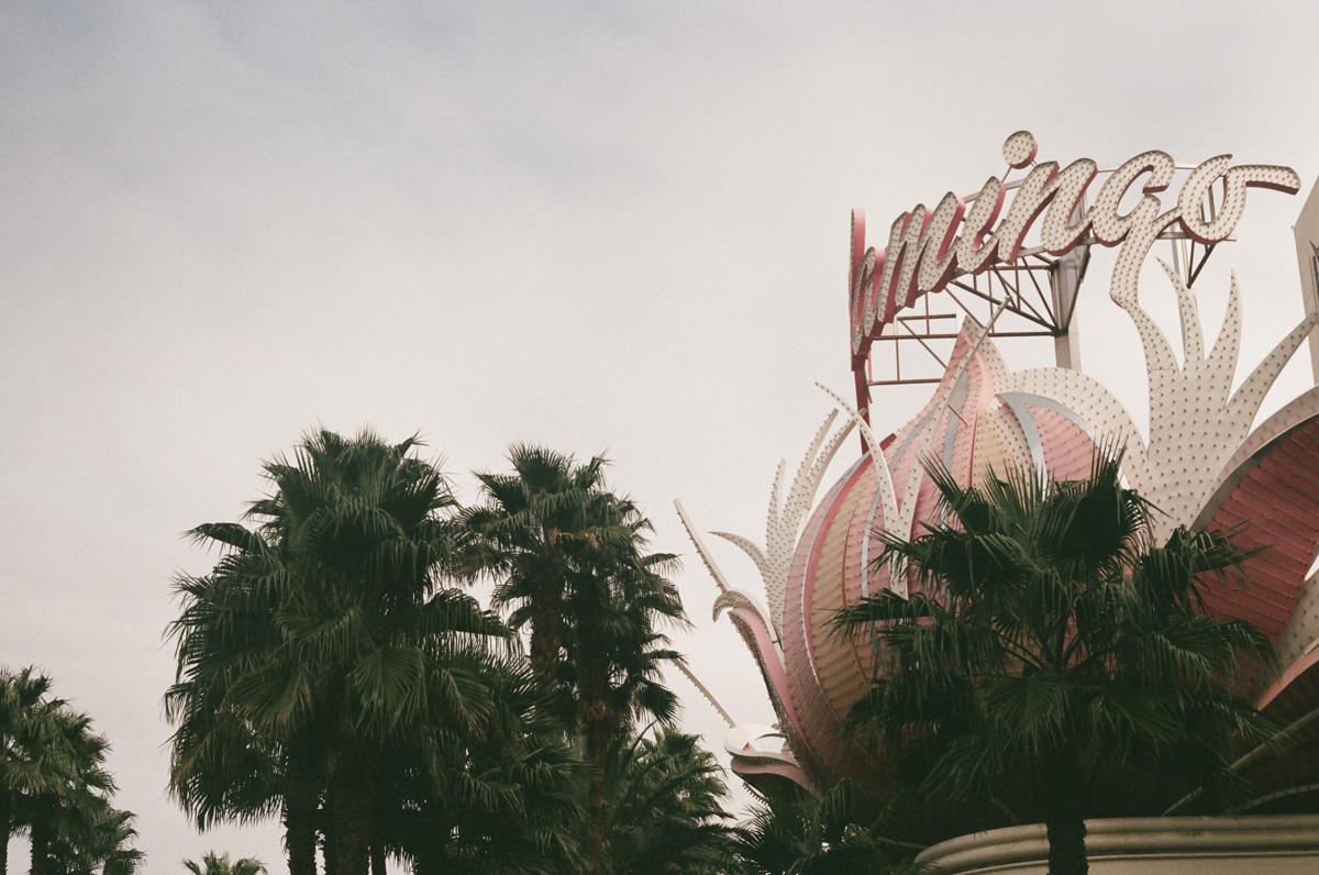 Las Vegas, l'éclectique !