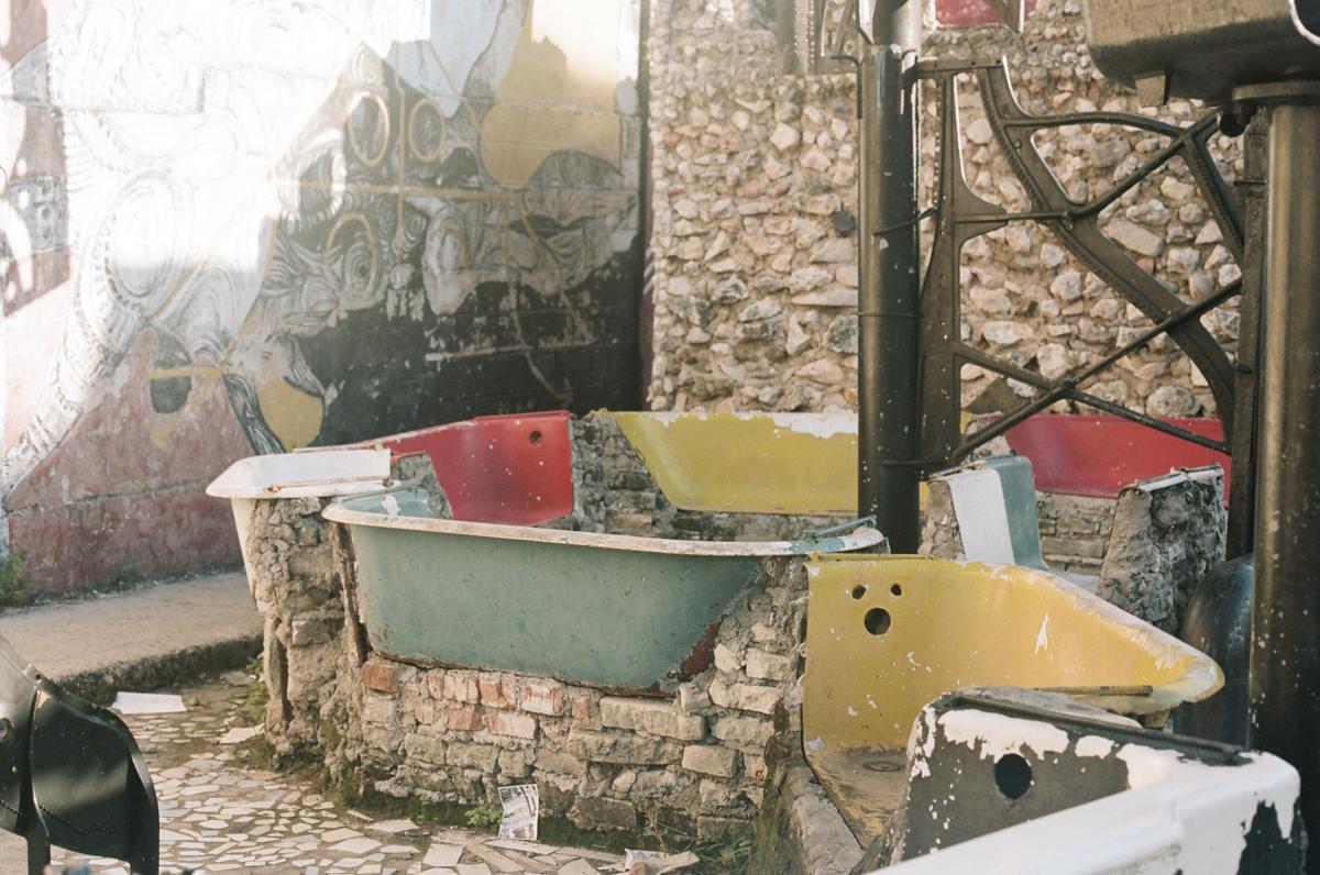 Callejón de Hamel, Havane  populaire, cuba