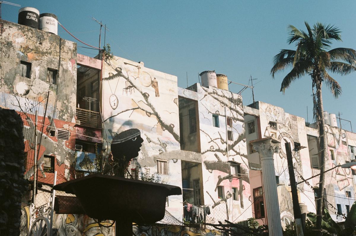 Callejón de Hamel, la Havane populaire, cuba