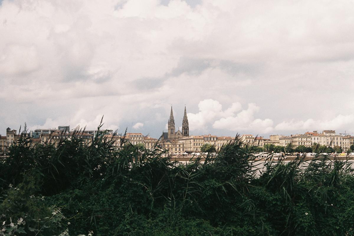 Sur les routes de France, Bordeaux