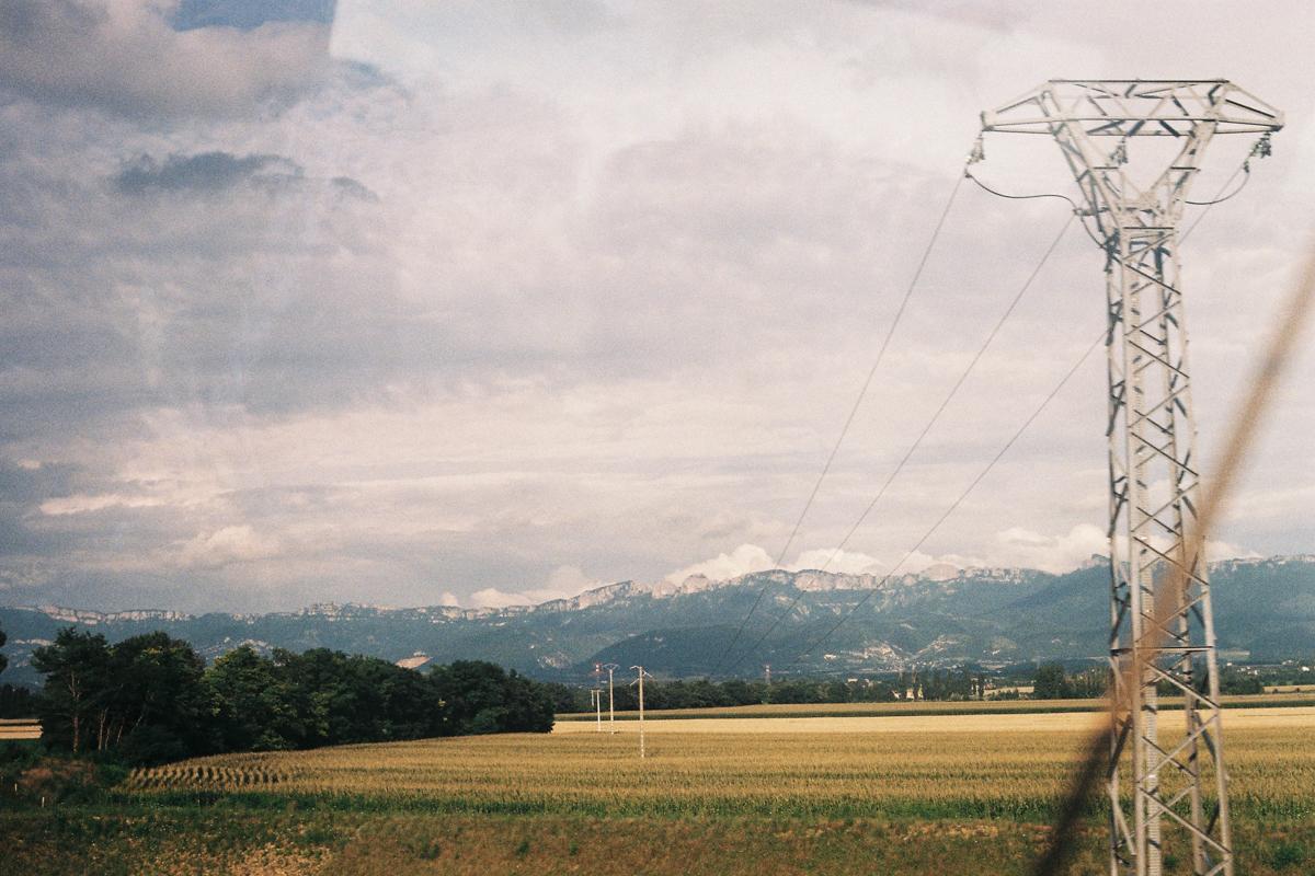 Sur les routes de France, Campagne, France