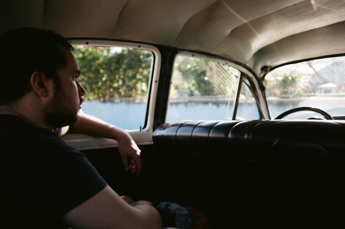 Cuba, on the road