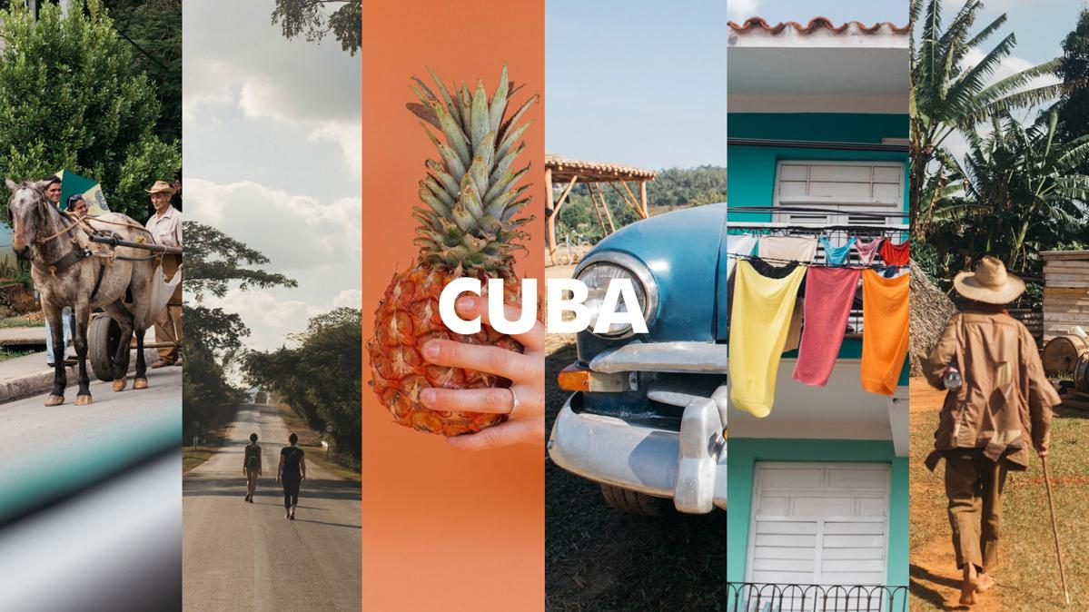 Carte postale cubaine !