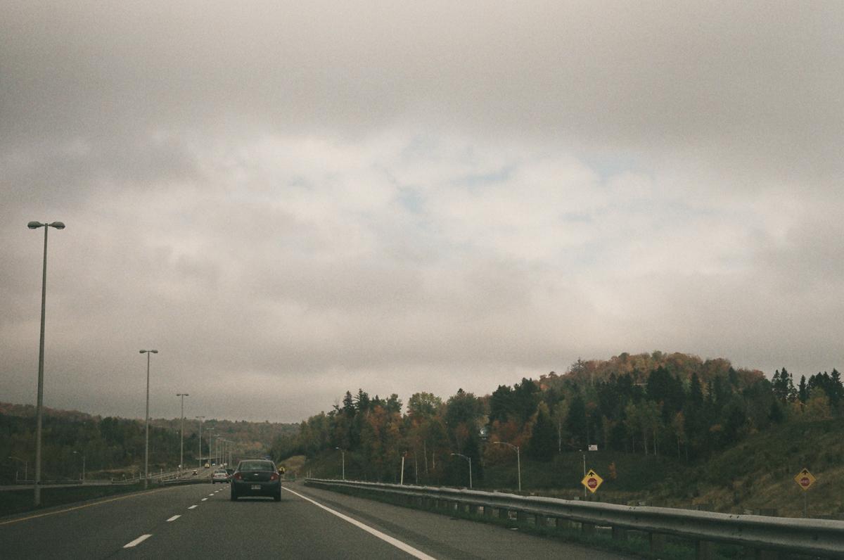(parenthèse) automanle, Mont-Tremblant