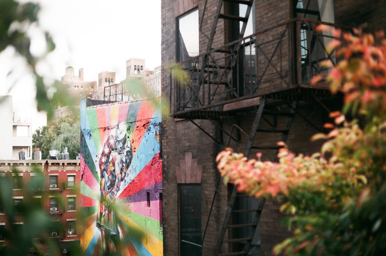 Escapade New-yorkaise, High Line