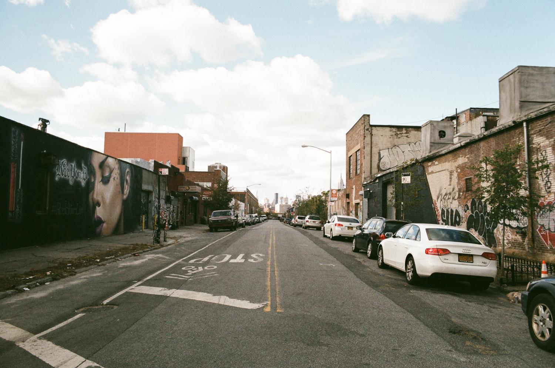 Escapade New-yorkaise, Williamsburg