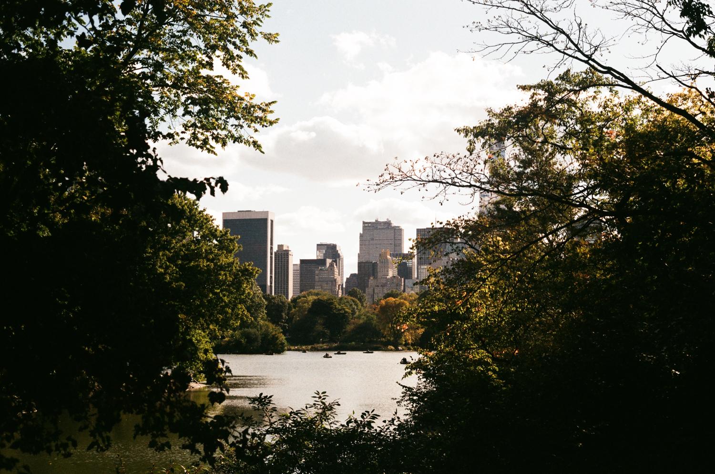 Escapade New-yorkaise, Central Park