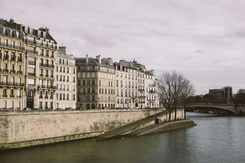 Balade parisienne, Île de la cité