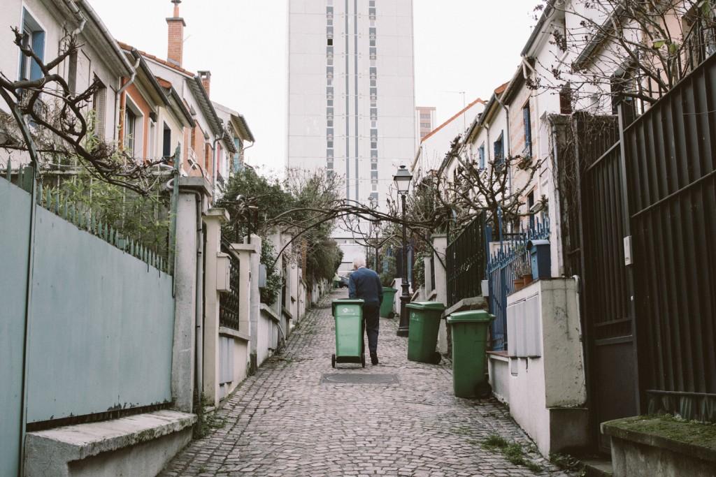 Rue Mouzaïa