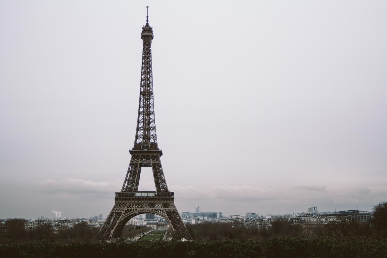Balade parisienne , Tour Eiffel