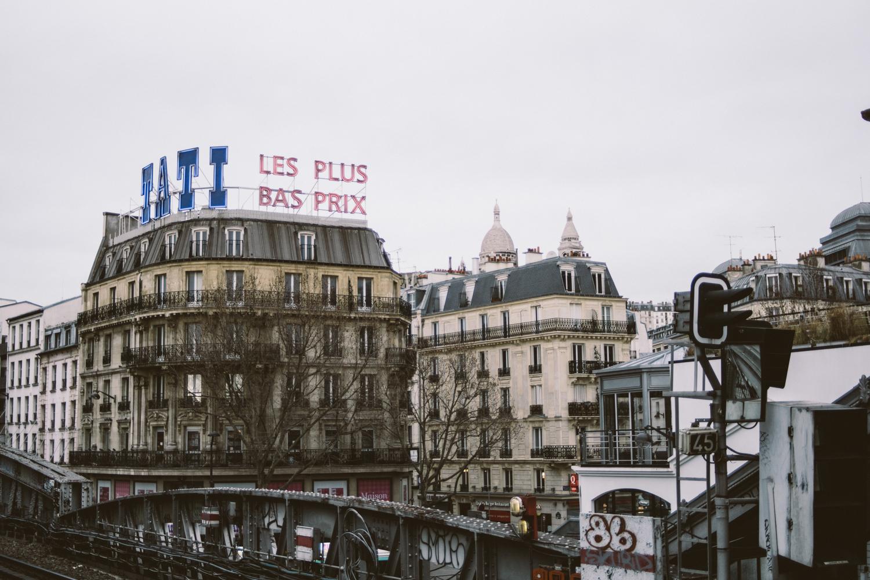 Balade parisienne, Barbès