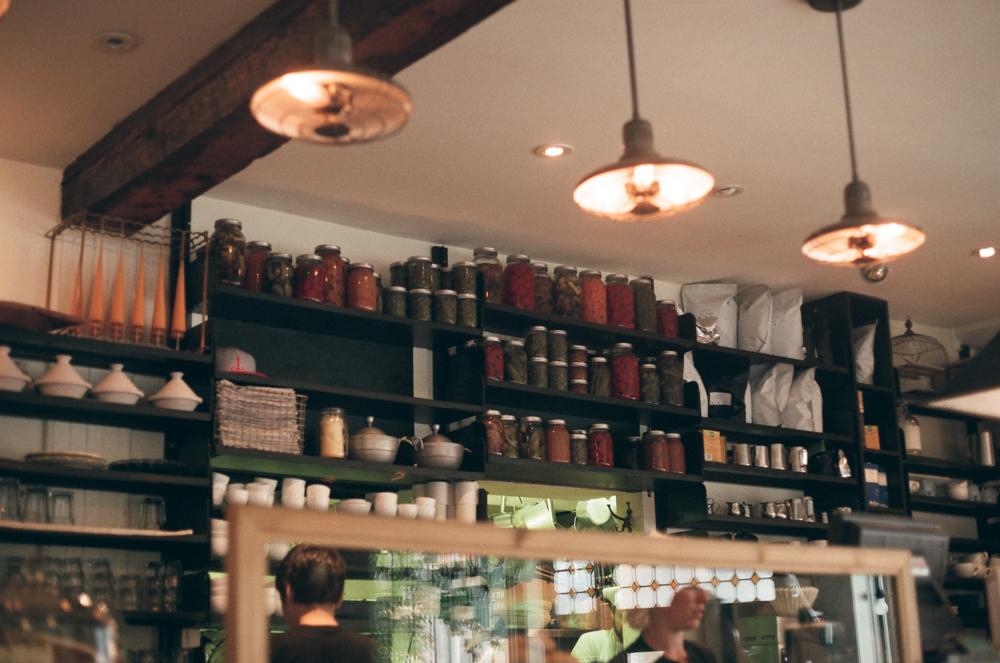 Bruncher à Montréal, Arts Café