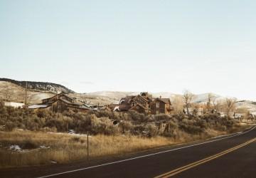 Sur la route des Ghost Towns américaines.